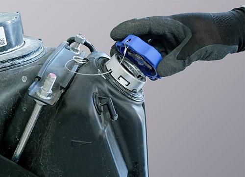 DEF Fuel cap