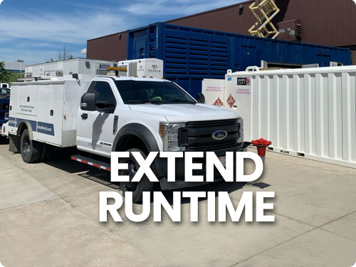 Extend Generator Run Time