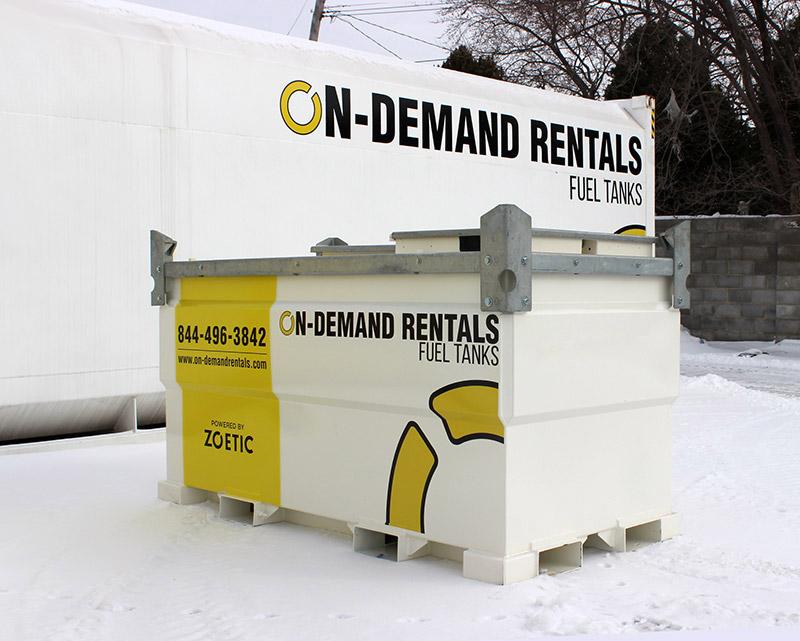 Fuel Tank & Generator Rental