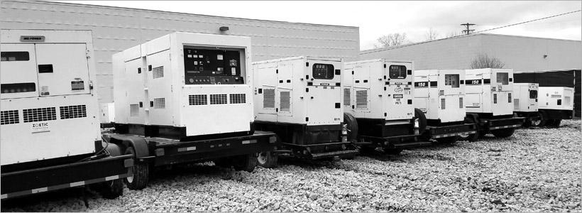 Generators For Rent in Michigan