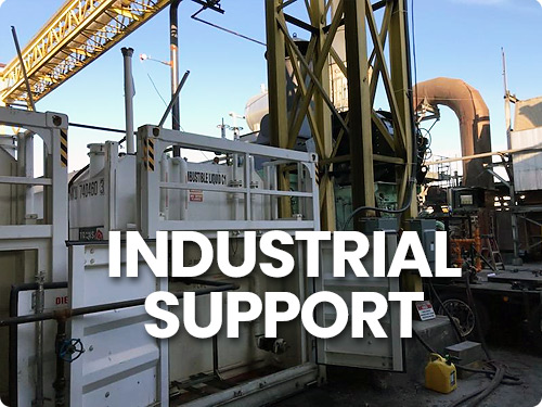 Industrial Fuel Support